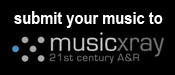Submit your music to Music Xray