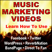 Watch music marketing how to videos