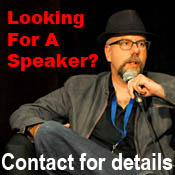 Need a Speaker book Michael Brandvold