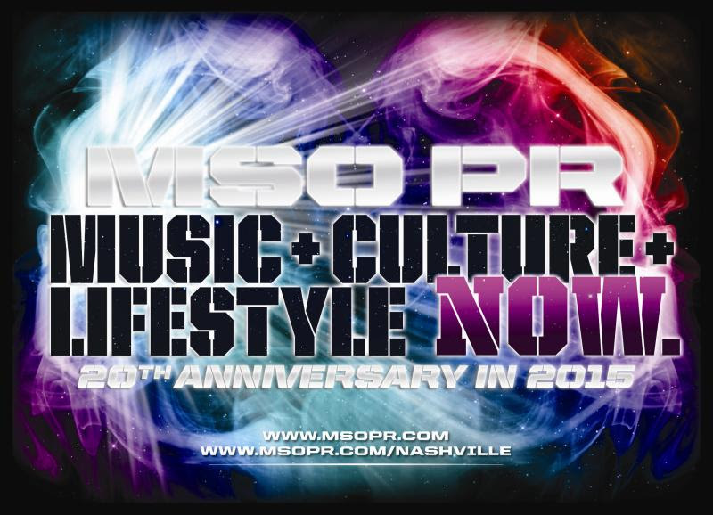 MSO CELEBRATES 20 YEARS OF MUSIC+CULTURE+LIFESTYLE TASTE-MAKING PR FIRM AND CREATIVE FUNHOUSE KEEPS EVOLVING