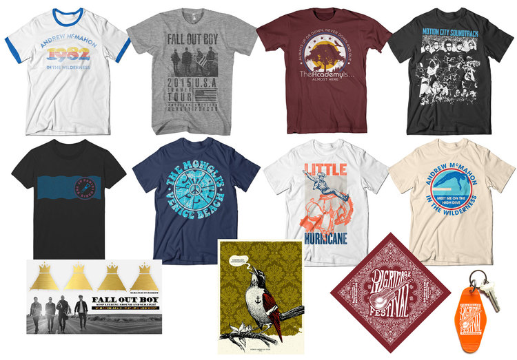 Selling Band Merch Internationally: Here's What You Should Know