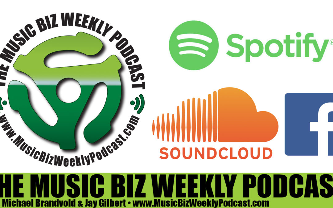 Ep. 253 Spotify Buying Soundcloud? Facebook Buying Spotify? What Do We See Happening.