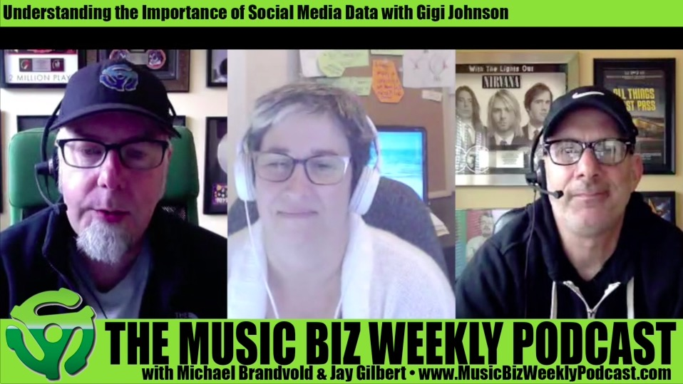 Ep. 265 Understanding the Importance of Social Media Data with Gigi Johnson