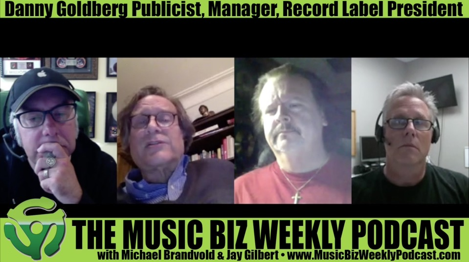 Danny Goldberg and the State of the Music Business in 2017