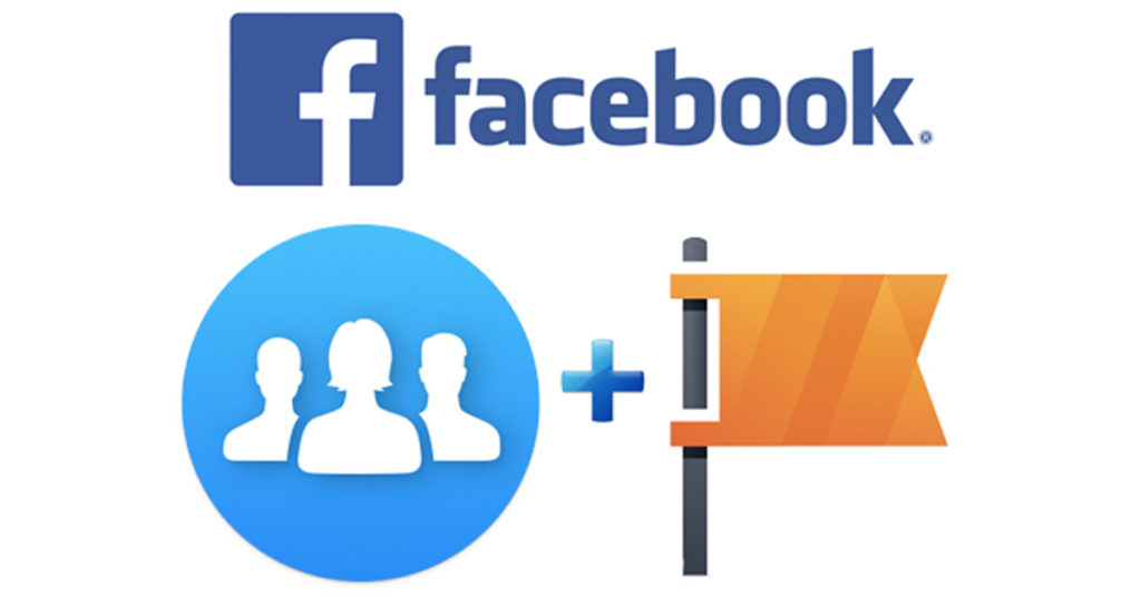 connecting facebook groups and facebook pages