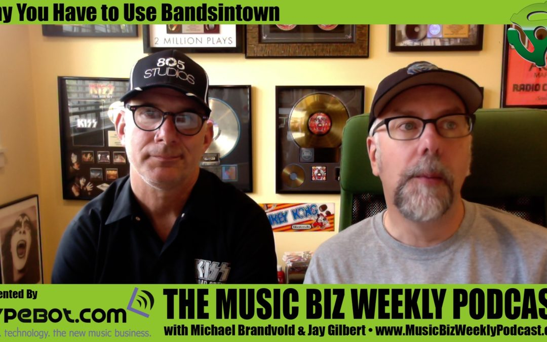 Why You Should Be Using Bandsintown for Managing Your Tour Dates and Promoting Your Shows