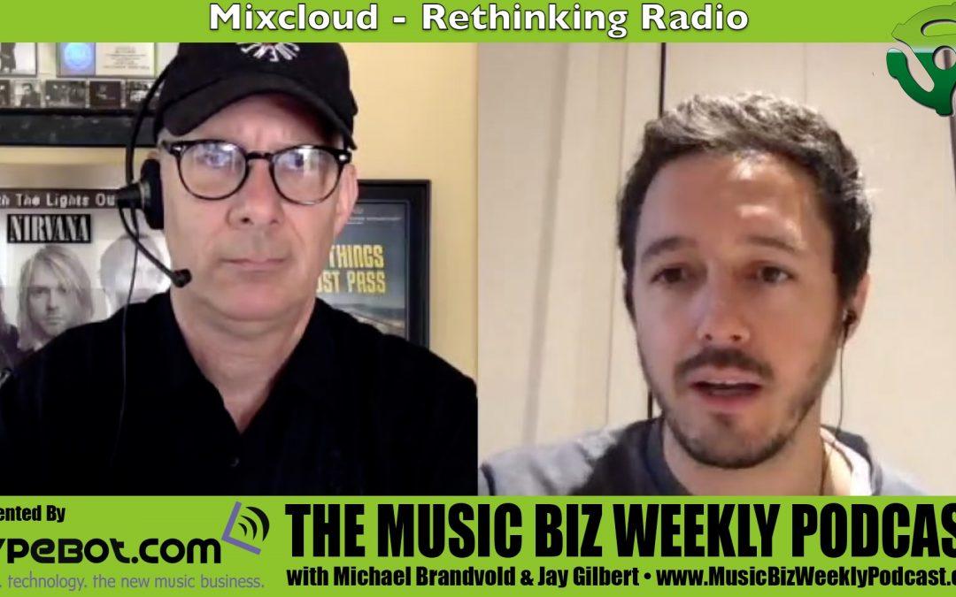 Mixcloud, Redefining Radio