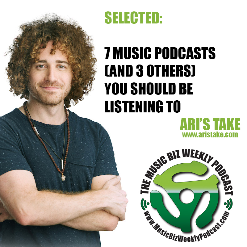 The Music Biz Weekly Podcast One of Seven Must Listen to Music Podcasts