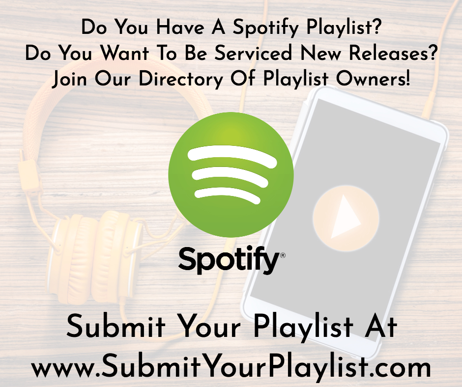 Submit Your Spotify Playlist