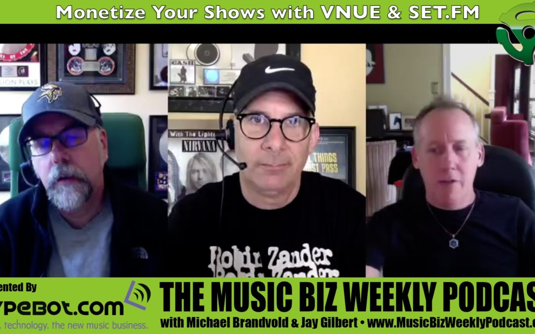 How to Monetize Your Live Show with VNUE and SET.FM