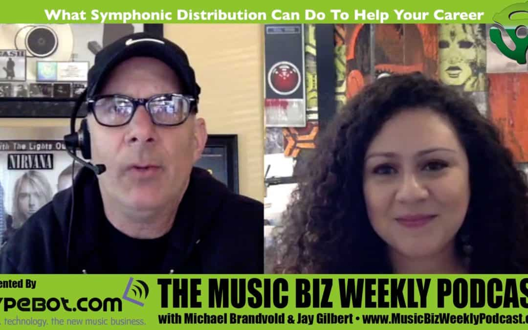What Symphonic Distribution Can Do To Help Your Career