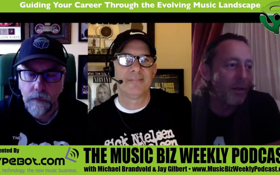 Guiding Your Music Career Through the Evolving Music Landscape
