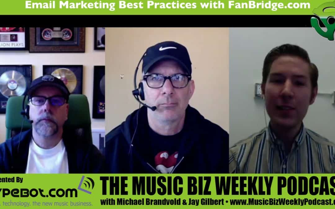 We Answer Your Questions About Email Marketing Best Practices We Speak With FanBridge.com