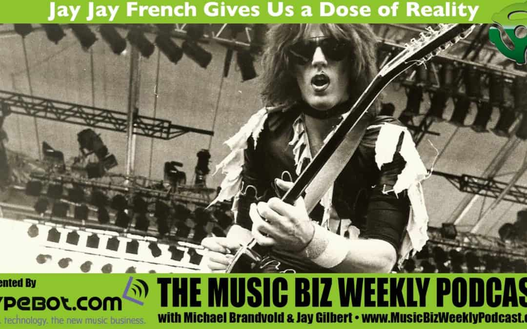 Jay Jay French from Twisted Sister Gives Us a Dose of Reality About the Music Business