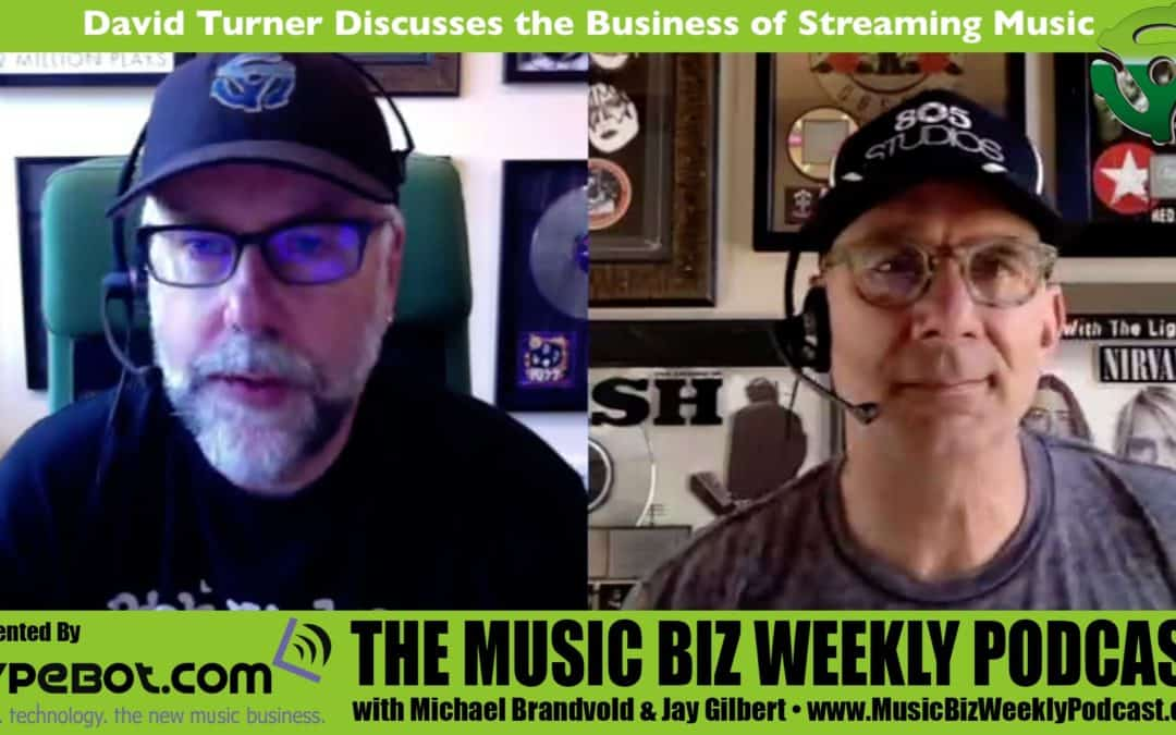 David Turner Discusses the Business of Streaming Music