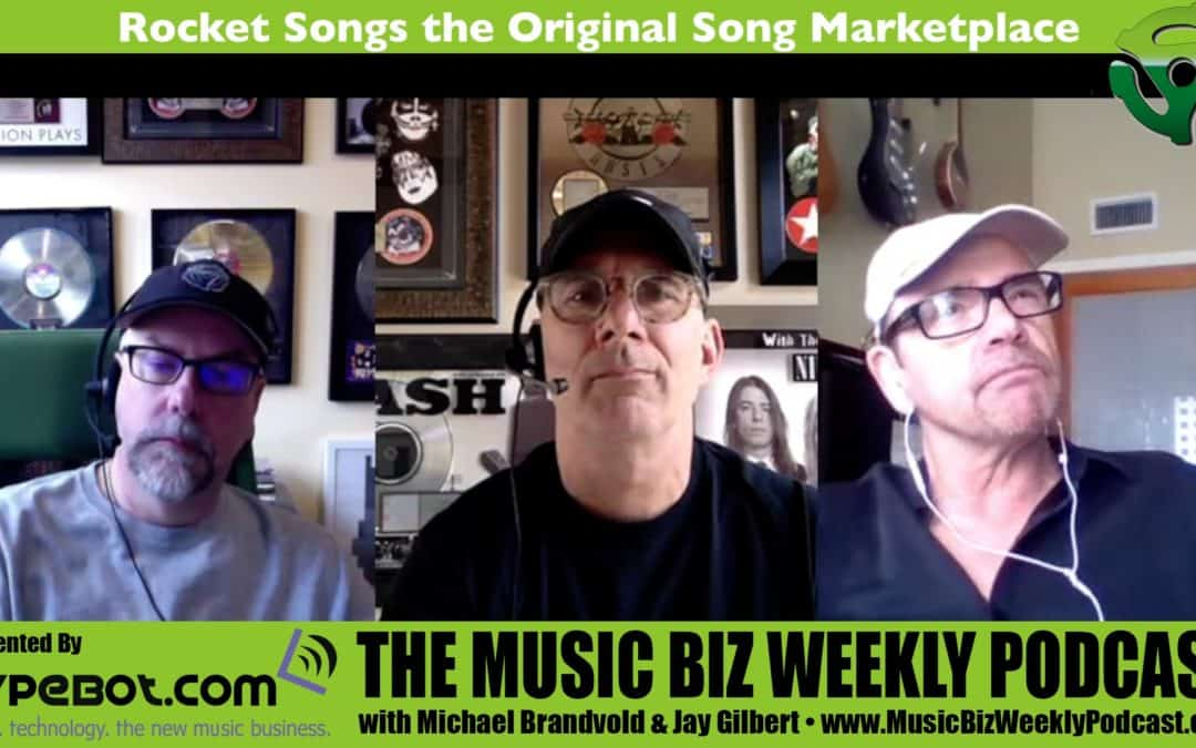 Rocket Songs the Original Song Marketplace, How To License Your Finished Songs to Be Covered