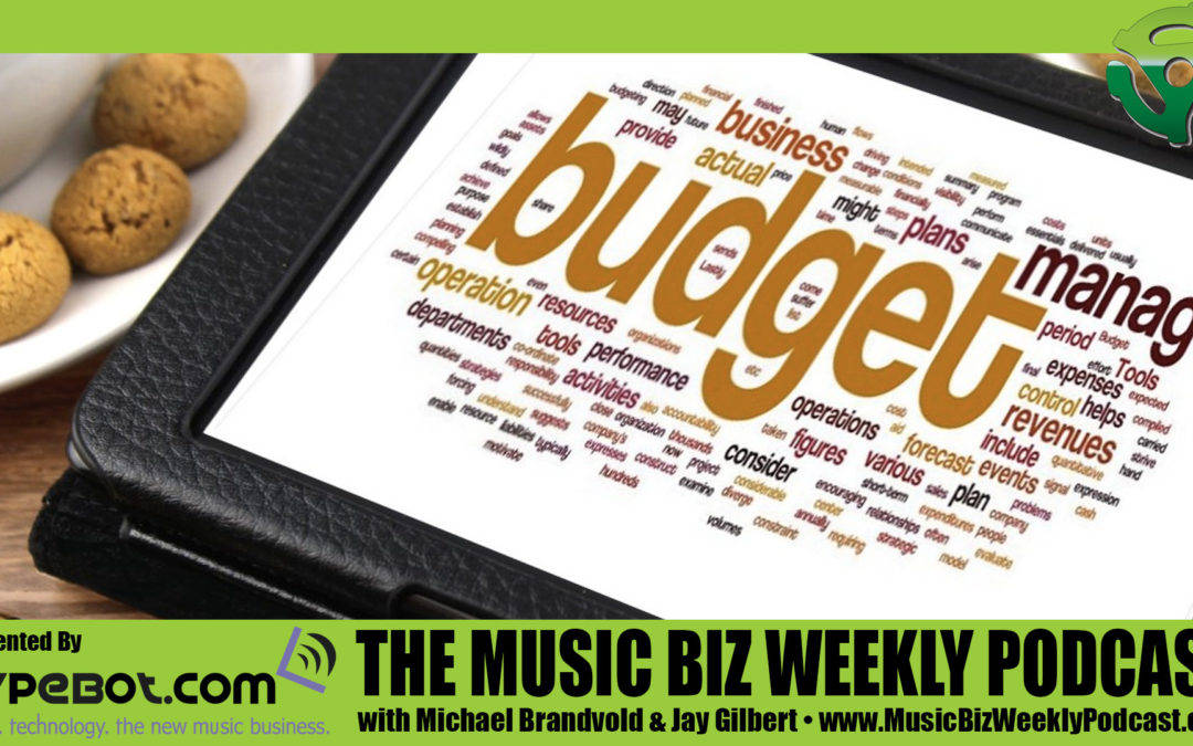 The Importance of Having a Budget for Your Next Release
