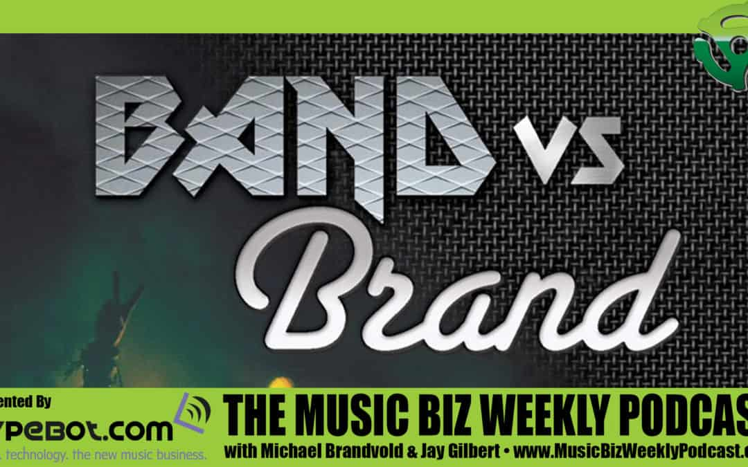 Bob Nalbandian Discusses Band Vs Brand