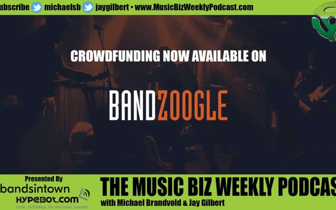 Bandzoogle Launches a Crowdfunding Platform