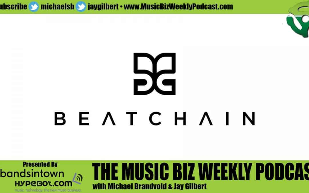 BeatChain, Bringing All the Tools and Data Musicians Need Into One App