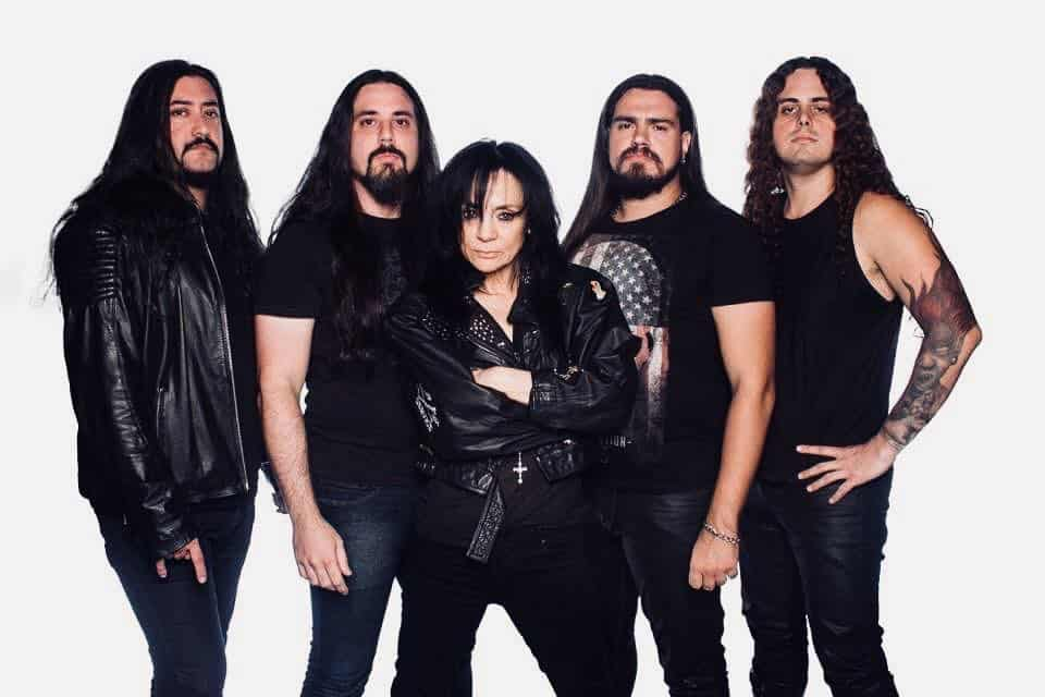 Leather Leone Signs with Michael Brandvold Marketing for Management and Begins Writing for a New Album