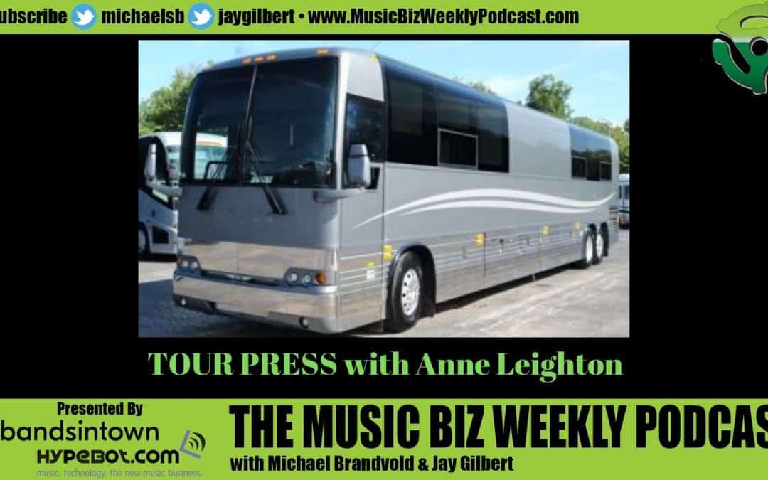 Tour Press with Anne Leighton