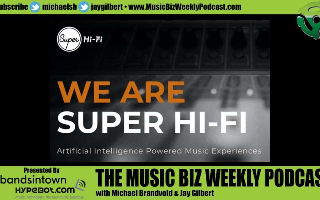 How Is Super Hi-Fi Transforming Digital Music Services with their AI