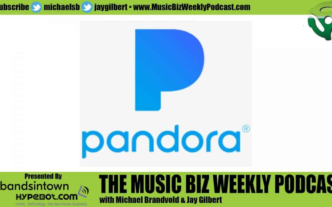 Pandora Stories, AMP and More with Michelle Solomon