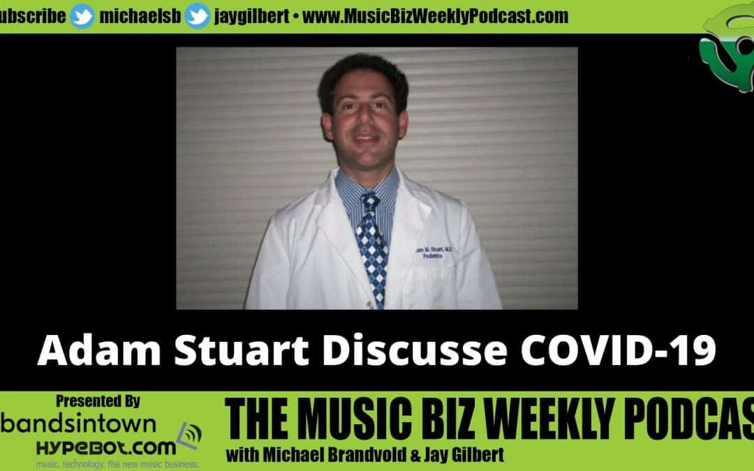 Ep. 418 Medical Professional Adam Stuart Discusses COVID-19 and What the Future Will Be Like