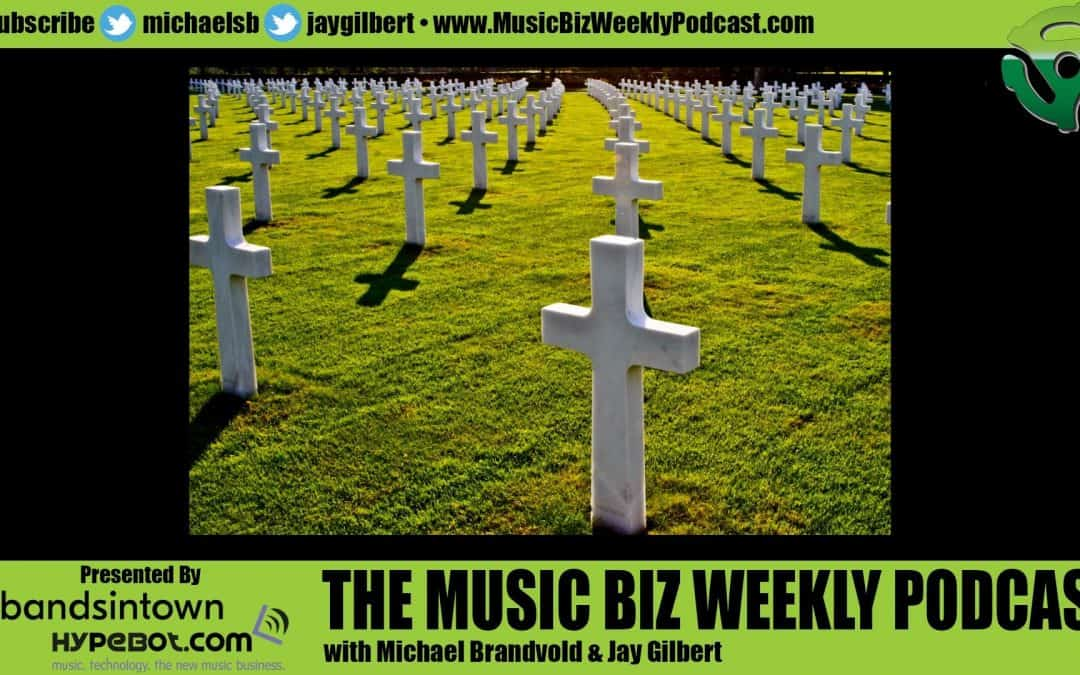 Ep. 419 Are You Prepared to Be Unprepared? Dealing with the Death of a Client or Artist.
