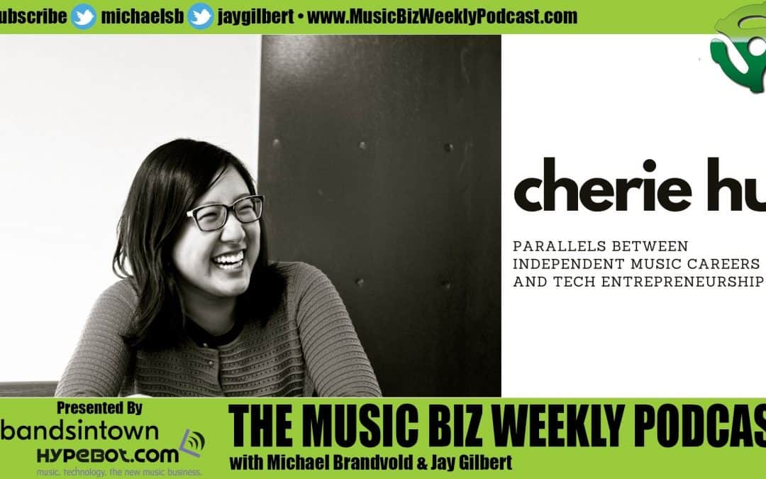Ep. 430 Cherie Hu on the Similarties Between Musicans and Startups