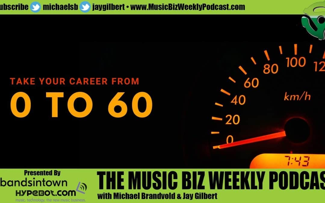 Ep. 431 How to Take Your Band from Zero to Sixty Before Your First Release and Build Your Fanbase