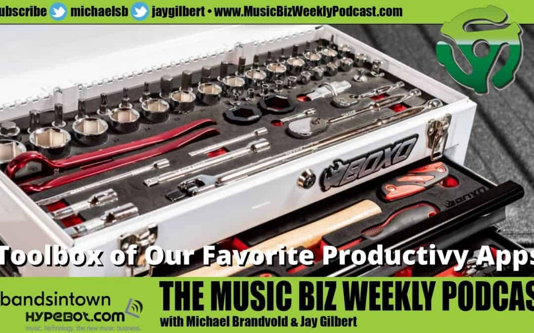 Ep. 436 Our Favorite Productivity Apps that We Recommend You Use Every Day