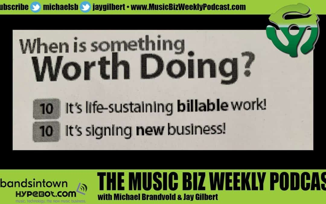 Ep. 437 When Is Something Worth Doing? How to Prioritize Your Tasks