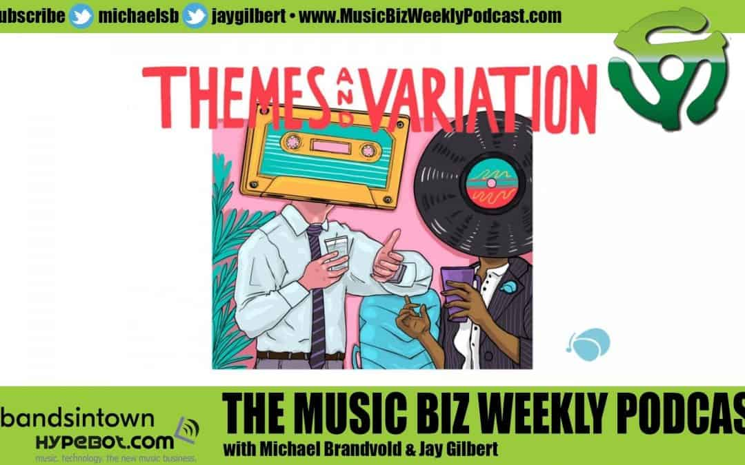 Ep. 438 Soundfly's New Podcast Themes And Variation