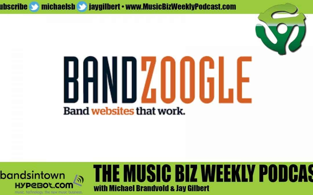 Ep. 440 The Many Commission Free Revenue Streams at Bandzoogle