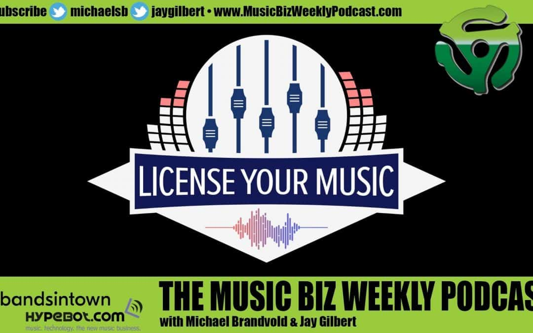 Ep. 441 Song Placement and Sync Licensing for New and Developing Artists