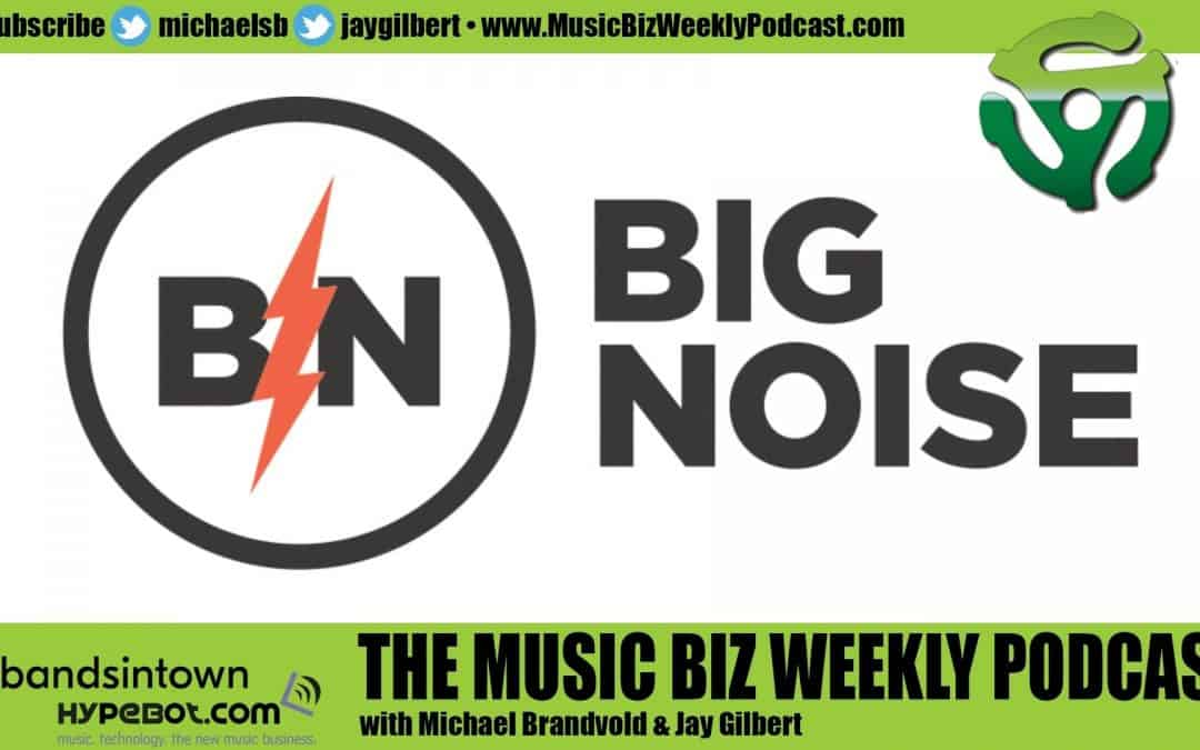Ep. 442 How Sync Licensing Works with Jess Furman Big Noise Music Group