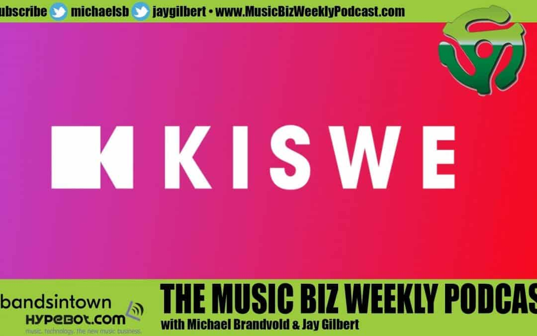EP. 444 KISWE the Next Generation of Interactive Live Streaming Video Experiences