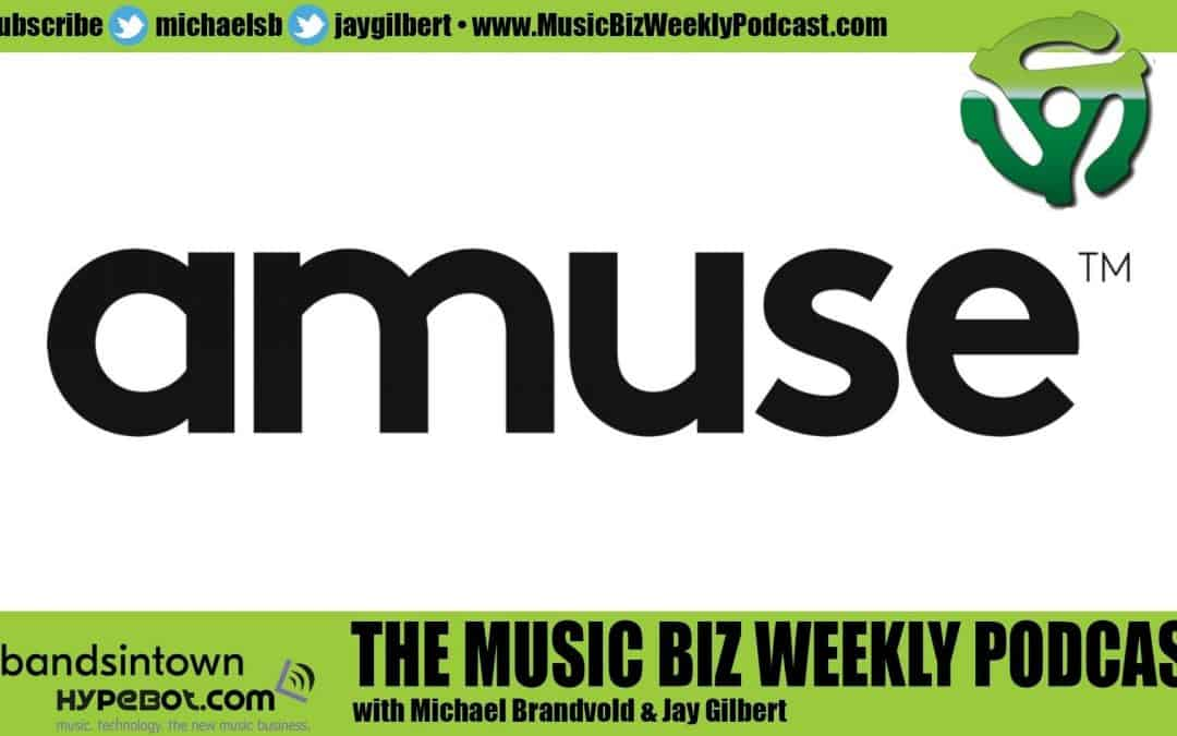 Ep. 458 Amuse – Innovating Distribution with Services Like Fast Forward and Amuse Pro