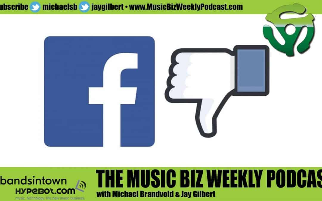Ep. 463 Facebook Pages, Groups, Events are Changing or Breaking We Discuss What is Happening