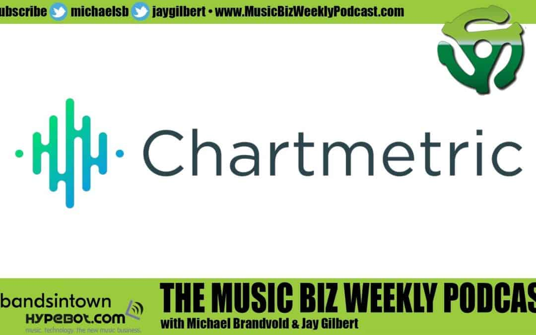 Ep. 470 Chartmetric, More than 25 music streaming and social media data sources