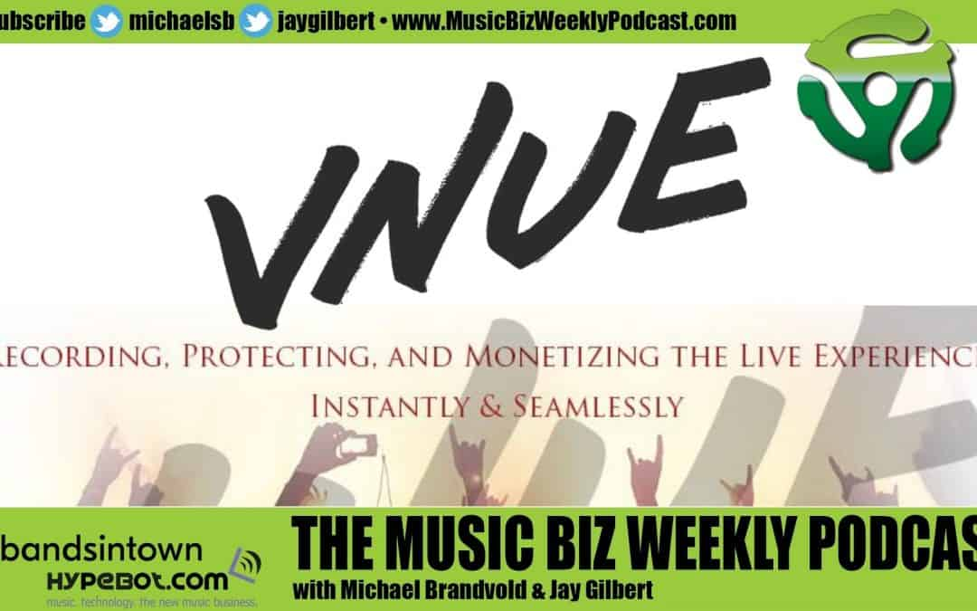 Ep. 483 Monetizing the Experience, CEO Zach Bair Updates on Us What is Happening at VNUE