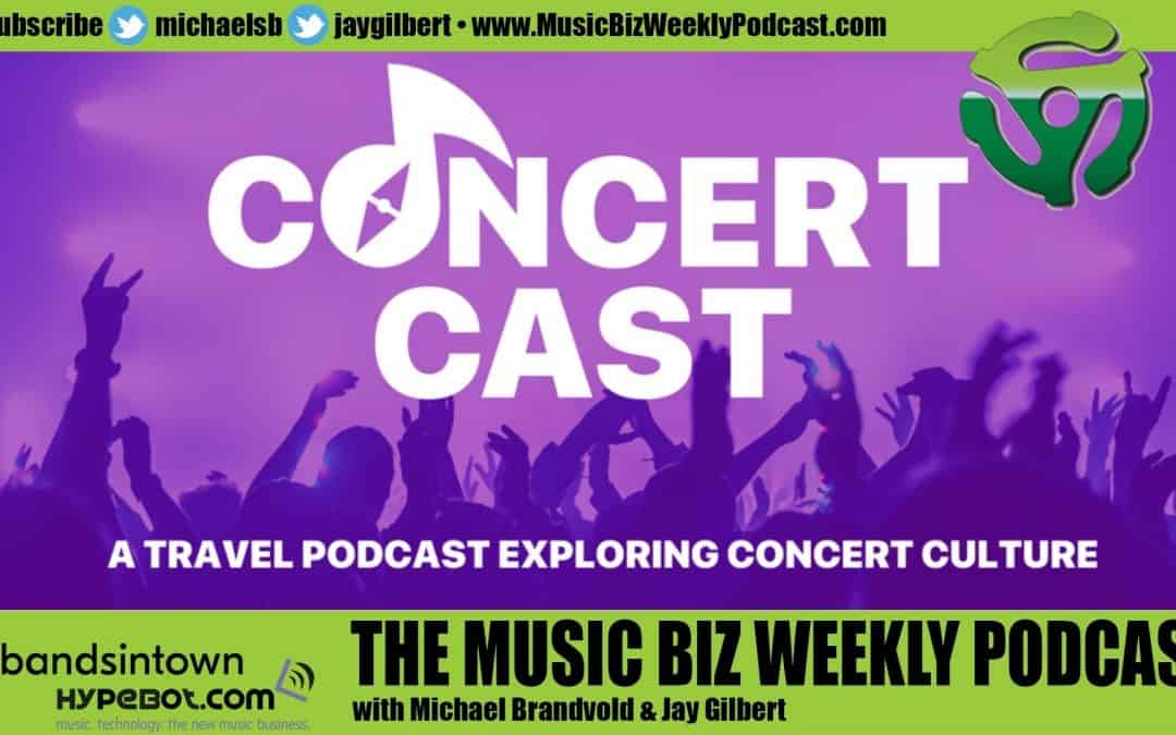 Ep. 481 Concert Cast Podcast Joins to Discuss Venues Reopening