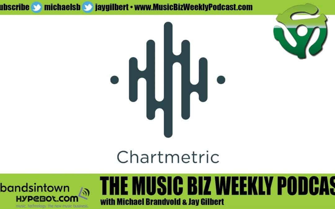 Ep. 490 MIKE WARNER, Director of Artist, Label & DSP Relations at Chartmetric