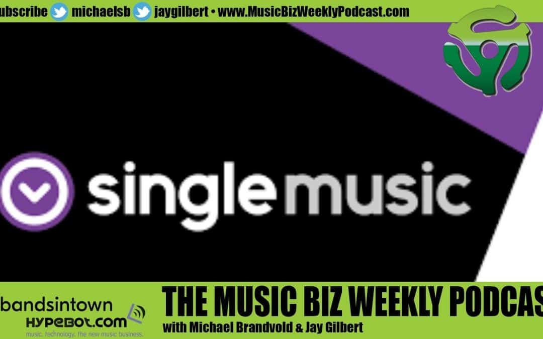 Ep. 492 Single Music, Sell Digital Music, Videos and Live Streams All Within Your Online Store